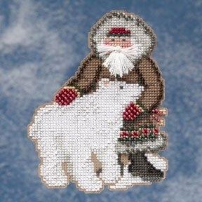 Nunavut Santa,MH209303,Mill Hill