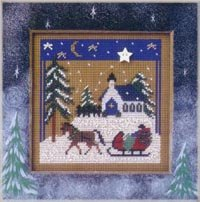 Sleigh ride-MHCB192- by Mill Hill
