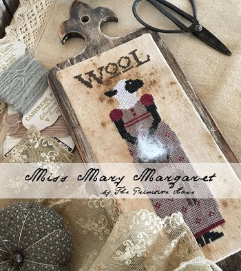 The Primitive Hare Miss Mary Margaret Wool