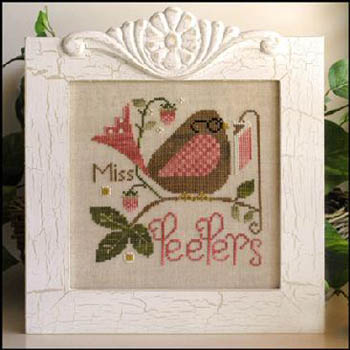Miss Peepers by Little House Needleworks
