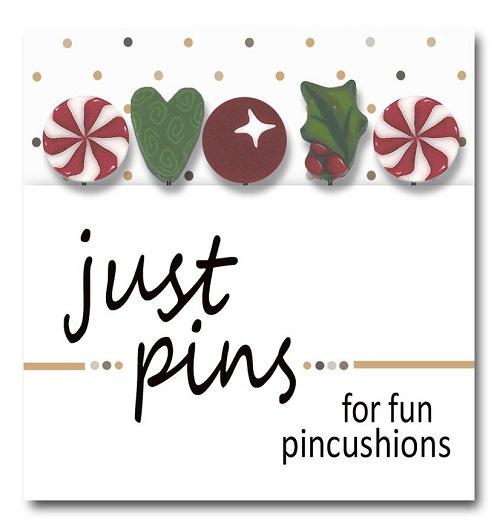 JUBCO Mistletoe pin set
