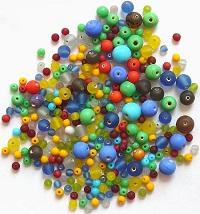Bead organizing