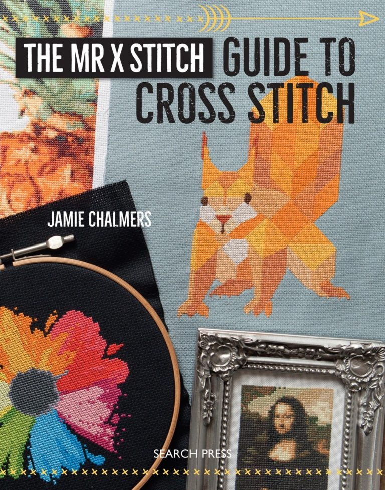 CROSS-STITCHING BOOKS