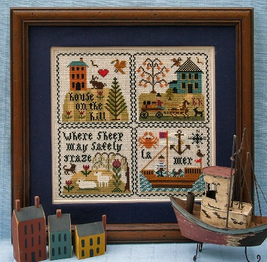 Sampler Musings by The Sampler Company