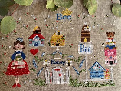 Lilli Violette My Beeloved Garden