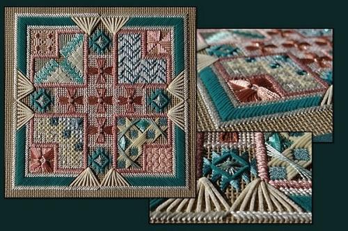 Textured Treasures Na-Dzah