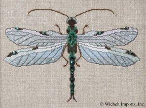 Silver Dragonfly-NC102-Nora Corbett