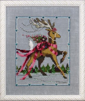 Nora Corbett Dancer - Christmas Eve Couriers,NC115
