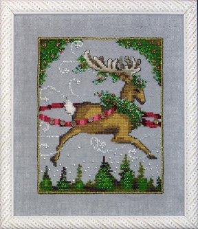 Nora Corbett Blitzen - Christmas Eve Couriers-NC116
