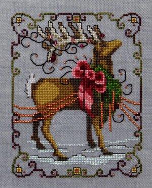 Vixen - Christmas Eve Couriers-NC117-Nora Corbett