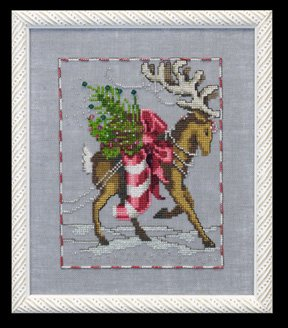 Prancer - Christmas Eve Couriers-NC119-Nora Corbett