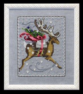 Nora Corbett Comet - Christmas Eve Couriers-NC120