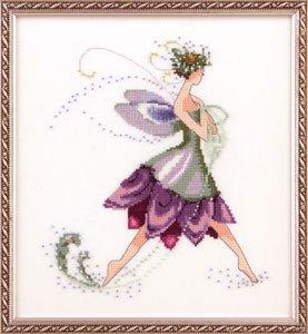 Water Lily,NC166,Nora Corbett