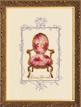 Rococo Revival -  Sitting Pretty Collection-NC179-Nora Corbett
