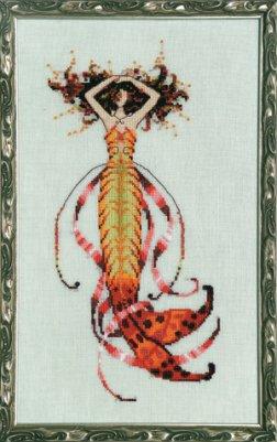 Siren's song Mermaid-NC189-Nora Corbett