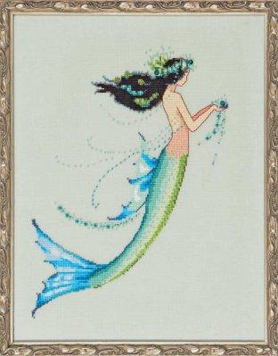 Nora Corbett Mermaid Azure,NC190