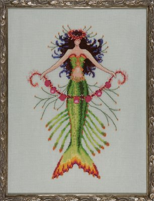 Coral Charms  La Petite Mermaids by Nora Corbett