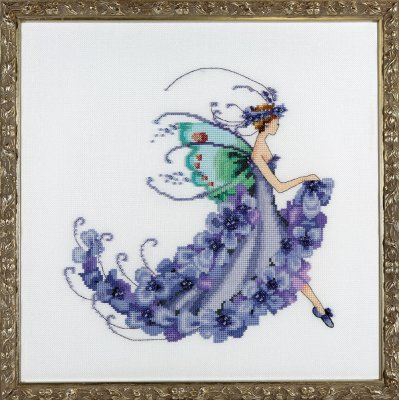 Wisteria pixie collection by Nora Corbett
