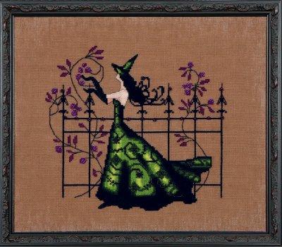 Gwen,Bewitching Pixies,NC220,Nora Corbett