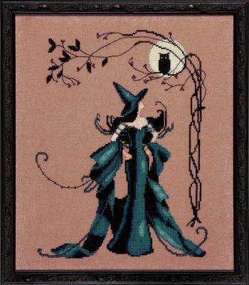 Minerva  Bewitching Pixies,NC221,Nora Corbett