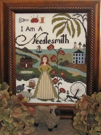 By the Bay Needleart I Aam a Needlesmith