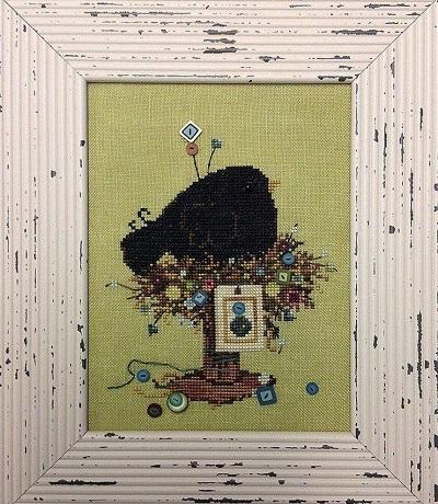 JUBCO CH1004 Nest Sweet Nest - Pinfeathers #2