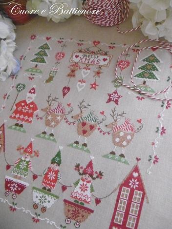 Cuore e Batticuore Nordic Christmas