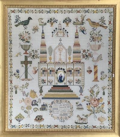 Reflets de Soie Felicite Manceau 1841