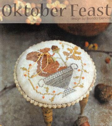 Oktober Feast by With Thy Needle and Thread