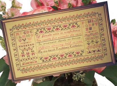 Of Female Arts by Cross Stitch Antiques