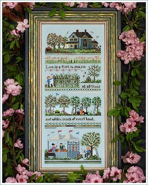 Oldfield Orchard Small Farm by The Victoria Sampler