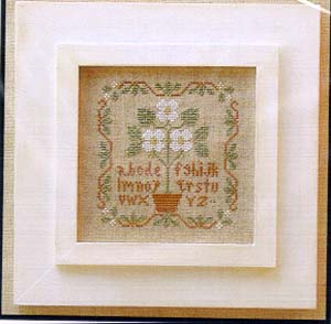 Paper Whites by Little House Needleworks