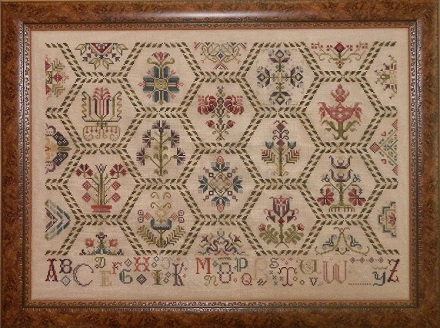 Parchment tapestry by Rosewood Manor