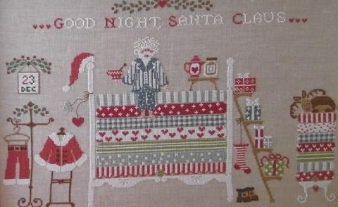 Cuore e Batticuore Santa Claus On The Pea