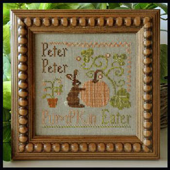 Peter Peter by Little House of Needleworks