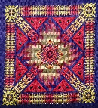 Northern Expressions Phoenix mandala,NE051