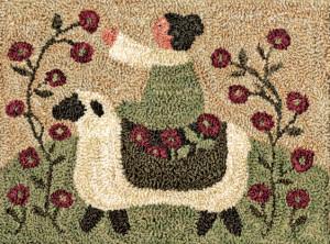 Teresa Kogut PN046 - Pickin Flowers