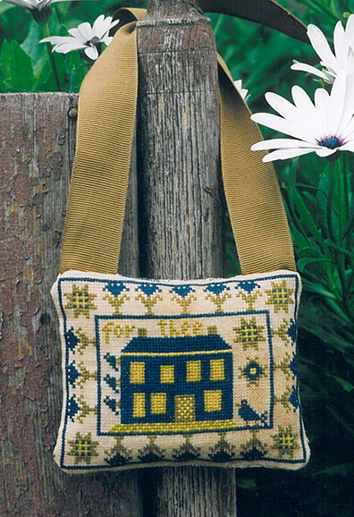 Pincushion for Thee by Carriage House Samplings