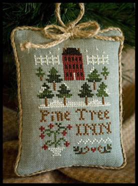 Pine tree inn by Little House Needleworks