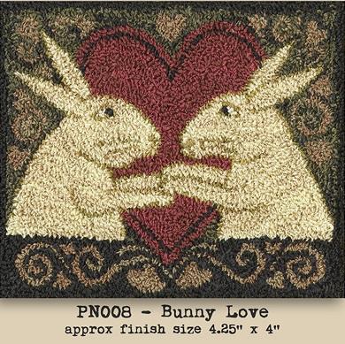 Teresa Kogut PN008 Bunny love