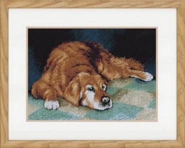 Sleeping Dog by Lanarte