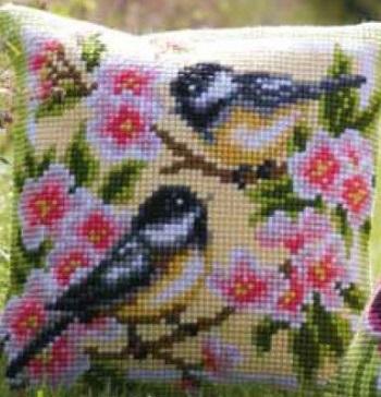 Vervaco Birds & Blossoms,PNV143499