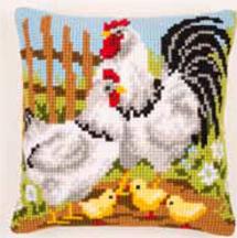 Vervaco Chicken family,PNV146209