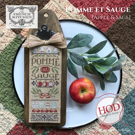 Hands on Designs Pomme et Sauge - Apples & Sage