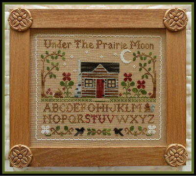 Prairie Sampler by Little House of Needleworks
