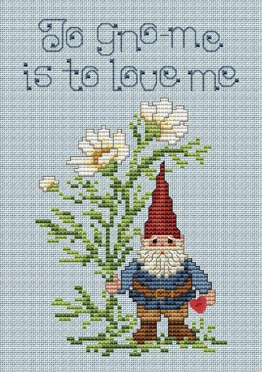 Sue Hillis Designs Gnome