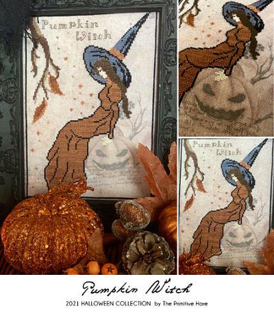 The Primitive Hare Pumpkin Witch