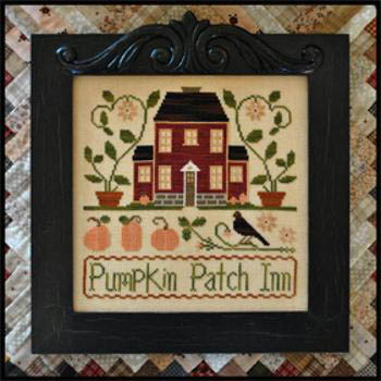 Pumpkin Patch Inn by Little House of Needleworks