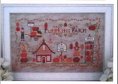 Pumpkins farm by Cuore e Batticuore