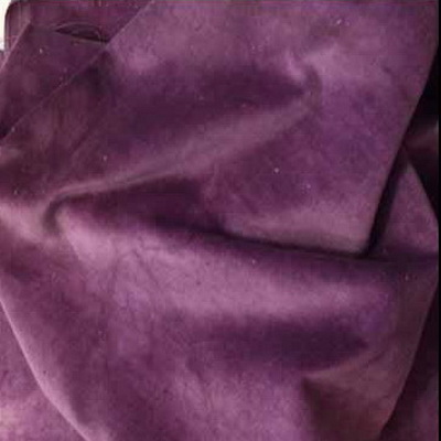 Purple Onion Velveteen by Lady Dot Creations